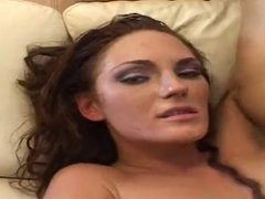 Horny Redhead Milf Enjoys A Big Black Cock Up Her Ass