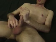 HUNG STR8T GUY JERKING COCK