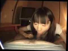 Akari, queen of blowing