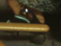 Ebony Feet Shoe Play