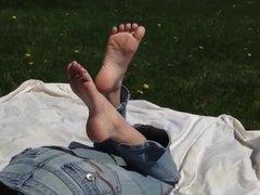 babe sexy feet