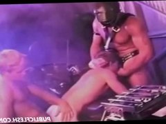 Retro Gay Fetish Hardcore