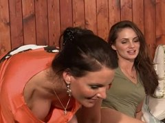 Phoenix Marie and Lily Carter Lesbians