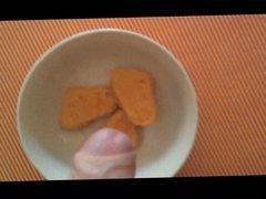 Ins Essen gespritzt - 2