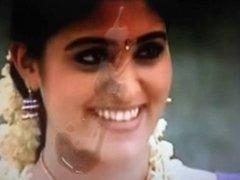 Tribute on Serial actress Sreeja Chandran