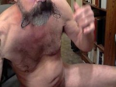 Daddy Felix wanking on cam