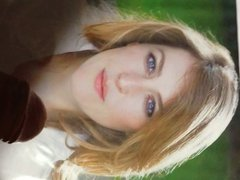 Gillian Anderson (Big Cumshot)
