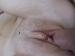 Teen big swollen clit