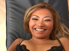 Asian Lady Prefers Anal More Than Anything