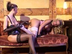 Lesbians Lingerie Fetish.