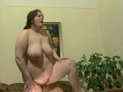 bbw mature fucks with young men