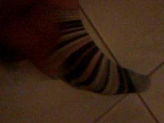 Cum on Socks