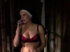 Carla Gugino In Her Underwear