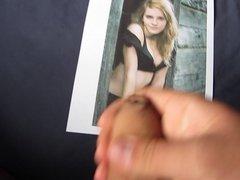 Cumming on Emma Watson 1