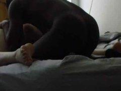 Black licks Verbal White Chubs Ass Clean