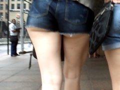 short shorts 6