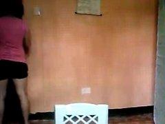 (re-upload) Asian Teen Webcam Show Part 2