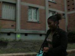 Ludmilla an ebony analfucked