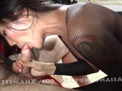 Sexy Thai girl with a killer bod