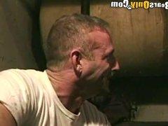 Dad In Jockstrap Shows His Hot Bod