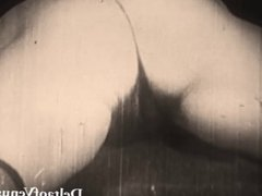Antique Porn 1940s - Blondie Gets Fucked