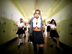 Britney Spears Baby One More Time Cut.