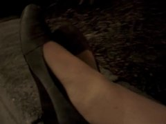 Street Foot worship Compilation