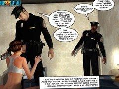 3D Comic: Breaking Point 1