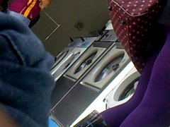 leggins purple 1