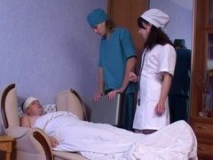 Una Enfermera Muy Puta Y Chupadora