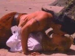 Jenna on the Beach