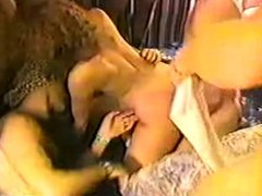 Excited wife takes on 15 BBC part 2