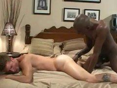 Interracial Bareback - nial