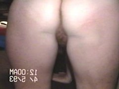 Old vhs video