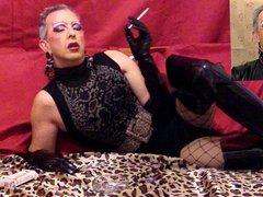 Picott's Sissy Faggot Bed Smoke