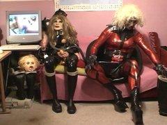 Roxina Red Doll
