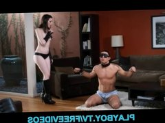 First time Domanatrix punishes her man