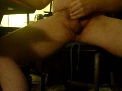 haveing fun with my hung cock
