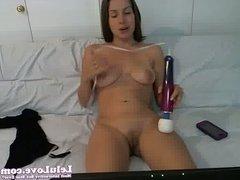 WEBCAM: Masturbation Bodystocking Fuck