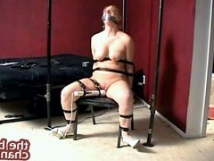 Chair Bound Orgasms