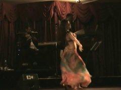 brazilian belly dancer