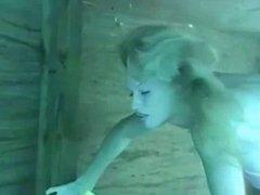 Sexy Underwater Bikini Girl