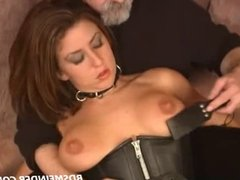 Isabella Soprano Gets Spanked And Dominated