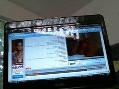 cum with webcam friend