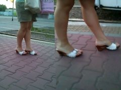 Candid Sexy Feet & Shoes collection 2