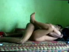 indonesian guy fucked GF younger Sister