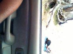Flashing in car #10