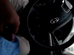 jerked off in car to salesgirl