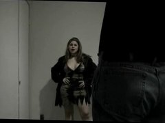 Holly Series 1 - Early Photoshoot And Fuck In Office