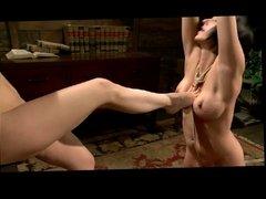 Lesbian Bondage BVR